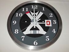 "Ohio State University Marching Band 14"" Premium Metal Wall Clock"