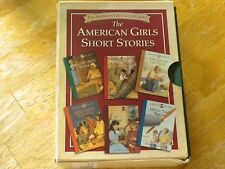 The American Girls Short Story Collection in box