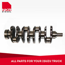 Crankshaft For ISUZU Nkr Nhr 2.8L 4JB1T Turbo Engine