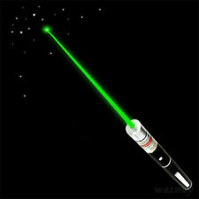 532nm Pointeur LASER Vert 1 mw pointer stylo astronomie 5 km