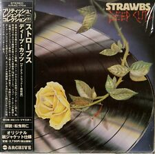 Strawbs-Deep Cuts UK prog folk Japanese mini lp
