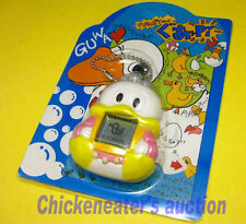 HANDHELD VIRTUAL GIGA PET GAME POCKET DUCK DONALD *NEW* CYBER POCKET KEYCHAIN