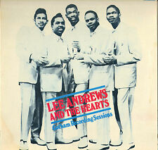 "LEE ANDREWS & THE HEARTS ""GOTHAM RECORDING SESSIONS"" DOO WOP RHYTHM & BLUES LP"