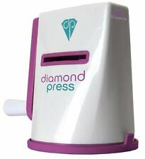 Diamond Press Compact Portable Die Cutter by Crafter's Companion : DP1237