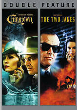 CHINATOWN + THE TWO JAKES New DVD Double Feature Jack Nicholson Free Ship New