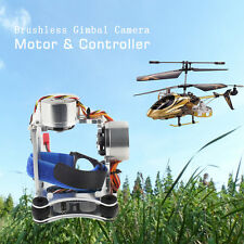 Brushless Gimbal Camera Motor & Controller for DJI Phantom Gopro 3 FPV FQ