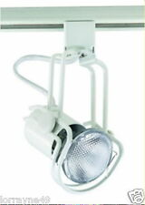 Liton LT856 Track Lighting Line Voltage Track Fixture white Wire Style Luminar