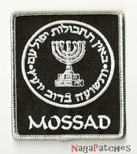 Embroidered badge patch Mossad thermo-adhesif hotfix badge / patch 286
