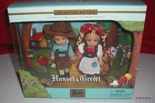 NRFB MATTEL Barbie Kelly and Tommy As Hansel and Gretel STORYBOOK COLLECTOR Set