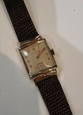 Jaeger-LeCoultre Vintage Wrist Watch - Gold Filled