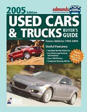 Used Cars and Trucks Buyer's Guide 2005 Annual (2005, Paperback, Revised,...