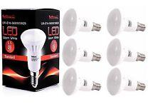 6X E14 LED Lampen von Seitronic 5,5 Watt, 400LM und 10LEDs Warm weiß 2900K