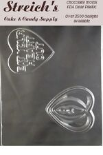 Eat Your Heart Out Pour Box Adult Chocolate Candy Mold