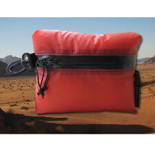Fire Red Small Survival Kit Pouch