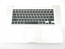 "95% NEW Keyboard Top Case Trackpad Touchpad for Apple Macbook Pro 15"" A1286 2008"