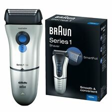 Braun Men Series 1 150S-1 Washable Electric Rechargeable Razor Male Smart Shaver