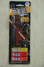 Pez Candy Dispencer Star War In Box Collectors Chewy  Chewbacca