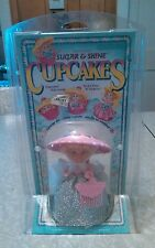 Vintage NIP sugar & shine Cupcakes Crystal doll.