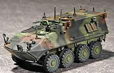 1/72 Trumpeter Models USMC LAV-C2 Light Armored Command & Control Vehicle