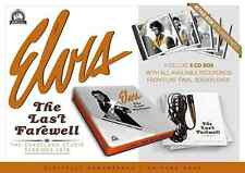 Elvis Presley : the last farewell : rare brand new 5 cd box set