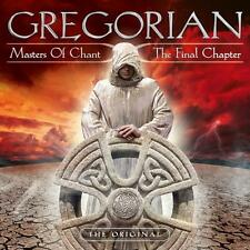 Masters Of Chant X-The Final Chapter von Gregorian (2015), Neu OVP, CD
