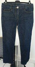 """Donna Karen DKNY  ladies dark denim bootcut jeans, 31 x 31, 31"""" waist 31£ leg"""