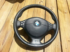 2001-2003 BMW  E39 530i Sport Steering Wheel  540i 528i 530i M5