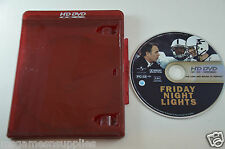 Friday Night Lights HD DVD, 2005 . HD Movie Disc + Case