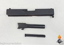 GLOCK G 19 SLIDE BARREL SPRING 9 MM COMPLETE GEN 3- NEW-