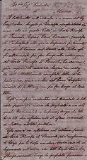 DOC. DEL 1941 AL PODESTA' DI ALASSIO PROTESTE PER NUOVO PIANO REGOLATORE  C6-510
