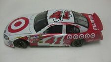 Rare Nascar #41 Casey Mears Signed Dodge 1:24 Scale Diecast Action 2004   dc1565