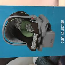 Graco Snugride 30 Infant Car Seat with base - Zuba Collection