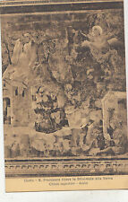 BF33733 giotto s francesco riceve le stimmate al  painting  art front/back image
