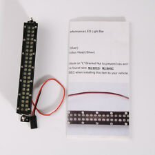 1/10 Scale RC LED Light Bar 44Leds Black High Performance