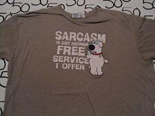 2X- Sarcasm T- Shirt
