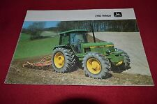 John Deere 2140 Tractor Trekker Dealer Brochure ALIL3 In German 8-82