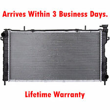 New Radiator For Grand Caravan Town & Country 01-04 3.3 3.8 V6 Lifetime Warranty
