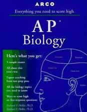 AP Biology Arco Master the AP Biology Test