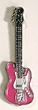 FENDER GUITAR PINK PIN BADGE TOP QUALITY