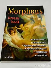 MORPHEUS DREAM BOOK BY JACK WEBLE IN ENGLISH FIND THE MEANING OF YOUR DREAMS DIF