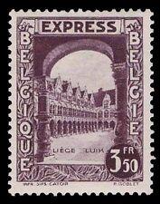 1929 BELGIUM #E3 SPECIAL DELIVERY - MOGH - VF - CV$11.00 (ESP#9991)