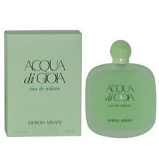 Acqua Di Gioia by Giorgio Armani 3.4 oz EDT Perfume for Women New In Box