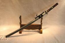 Fully Functional Tactical Gyo Katana 1060 Carbon Steel Samurai Sword Sharp