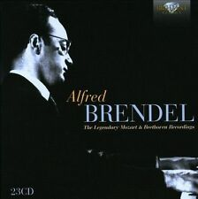 Alfred Brendel, The Legendary Mozart & Beethoven Recordings, New Music