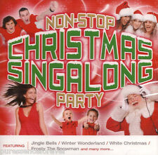 V/A - Non-Stop Christmas Singalong Party (UK 36 Tk CD Album) (Sld)