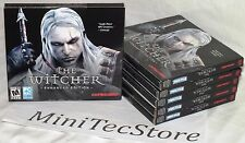 The Witcher Enhanced Edition  PC/MAC Game BRAND NEW & FACTORY SEALED