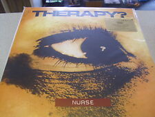 THERAPY? - Nurse - ltd. num. colored 180g LP audiophile Vinyl  //// Neu