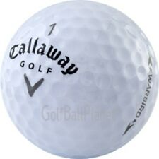 100 Near MINT Callaway Warbird AAAA Used Golf Balls