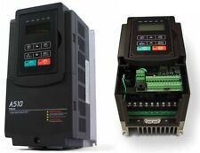 50 HP 230V 3PH INPUT 230V 3PH OUTPUT TECO VARIABLE FREQUENCY DRIVE A510-2050-C3