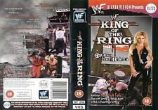 WWE King of the Ring 1998 ORIG VHS WWF Wrestling